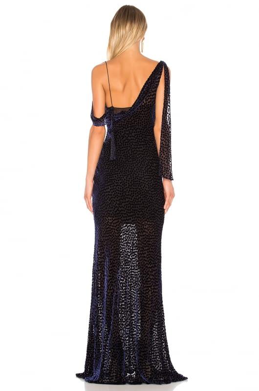 Diane von Furstenberg Knot Slip Gown
