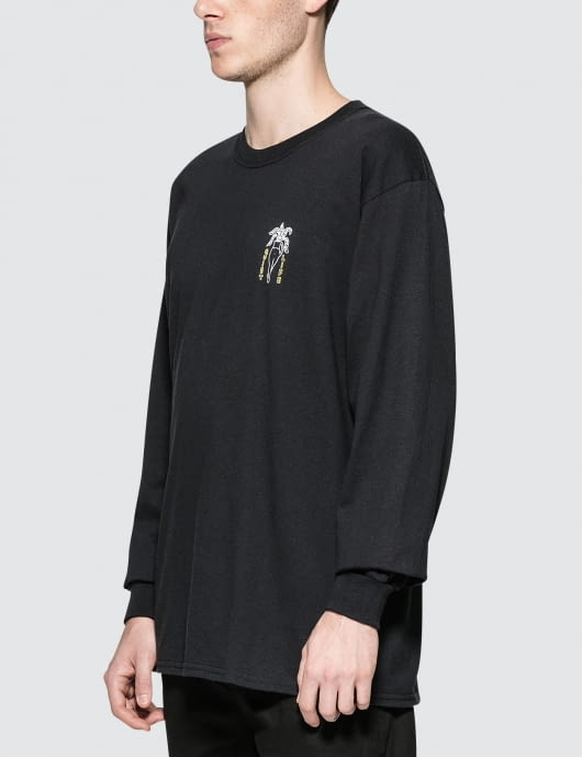 The Quiet Life Plant Life L/S T-Shirt