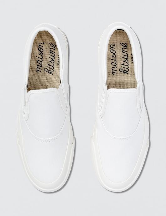 MAISON KITSUNE Slip-on Sneaker