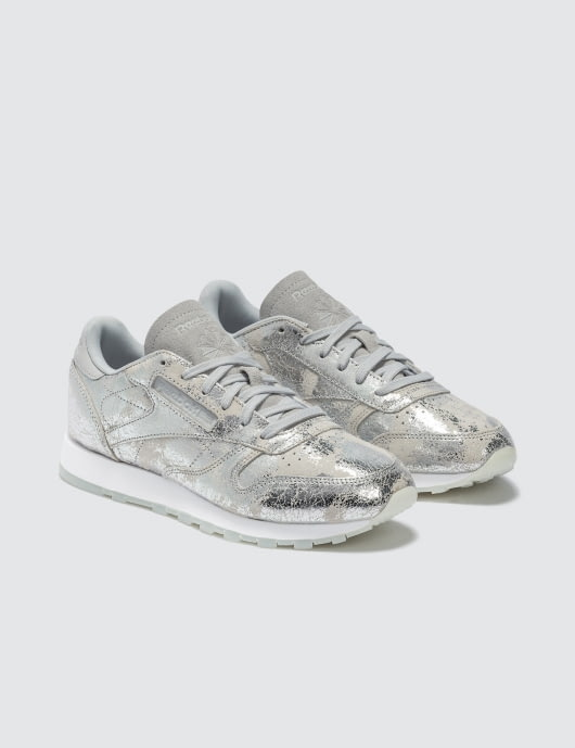 Reebok Cl Lthr Hype Metallic