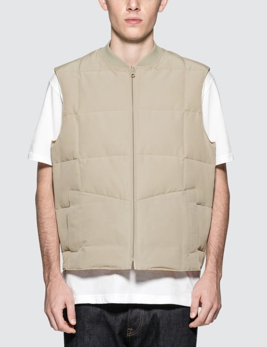 Human Made Reversible Down Vest