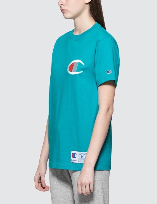 Champion JP Big Logo S/S T-Shirt