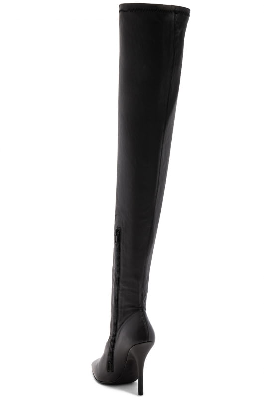 YEEZY Season 5 Thigh High Boots
