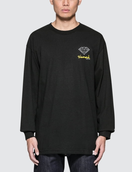 Diamond Supply Co. OG Sign L/S T-Shirt