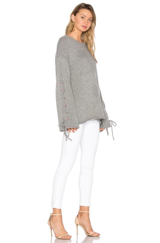 See By Chloe Tie Sleeve Knit