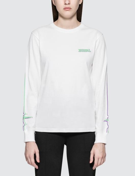 X-Girl Cardio Regular L/S T-Shirt