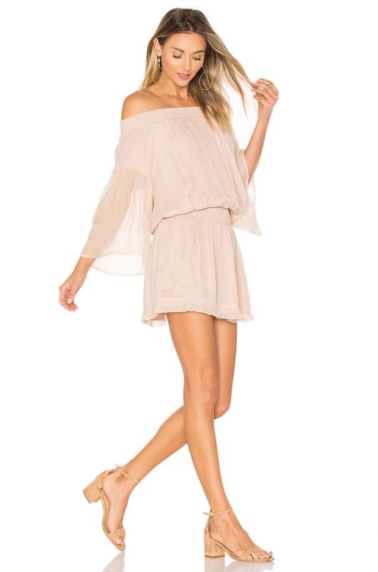 Flannel Australia Montreaux Dress