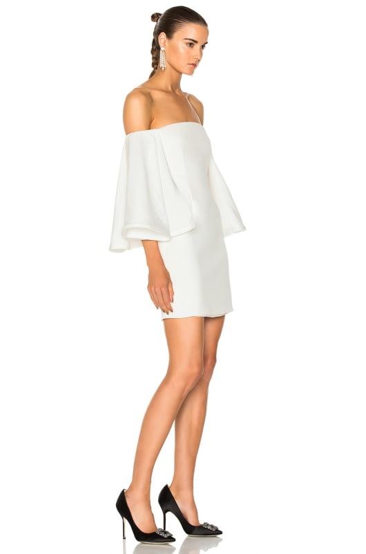 Houghton for FWRD Gamila Mini Dress