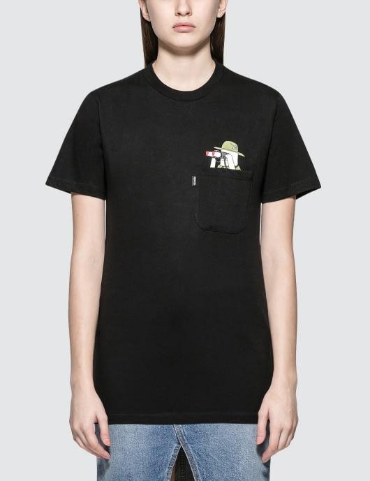 RIPNDIP Pussy Patrol Pocket S/S T-Shirt