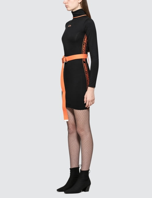 Wasted Paris Arm Band Squadra Jersey Dress