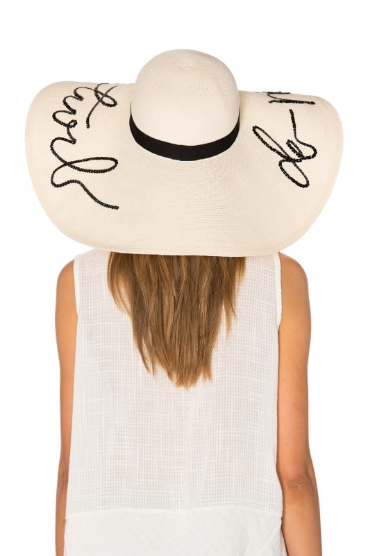 Eugenia Kim Sunny Do Not Disturb Hat