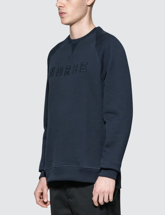 Norse Projects Ketel Classic Logo Sweatshirt