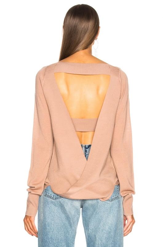 Dion Lee Spiral Loop Sweater