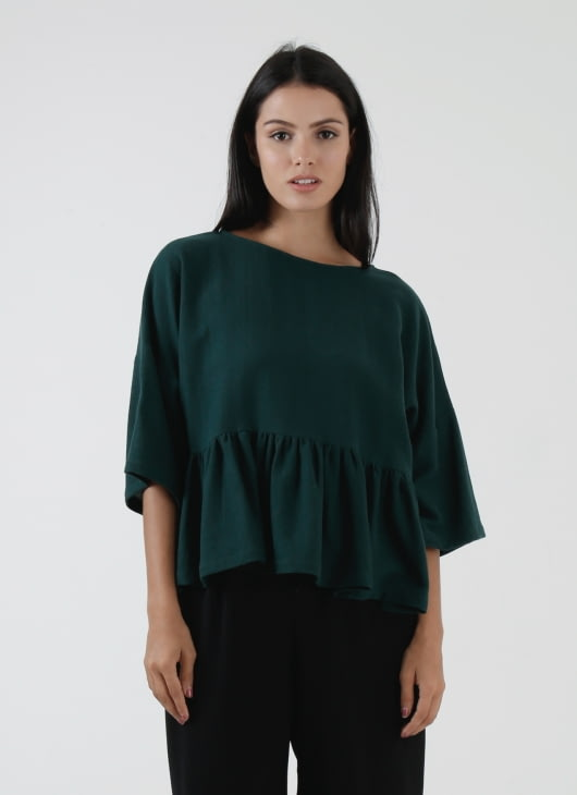 KOMMA Olive Ep01.002 Top