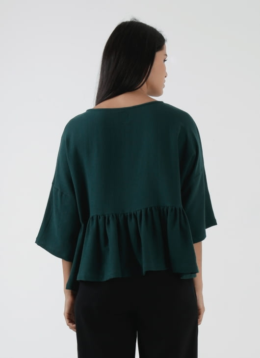 Basic by Komma Olive Ep01.002 Top