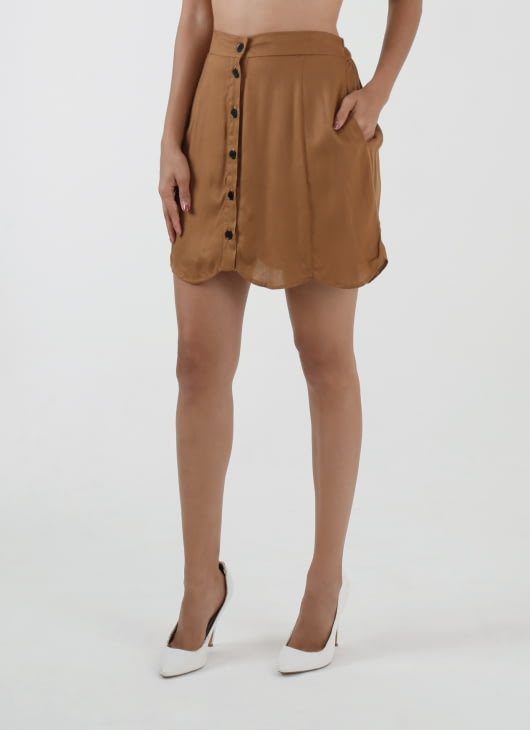 Basic by Komma Bronze Ep01.005 Skirt