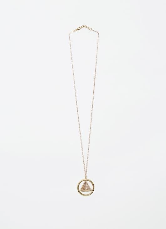 Kavas Jewels Peach Agness Necklace