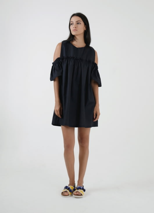 KOMMA Navy Ep01.009 Dress