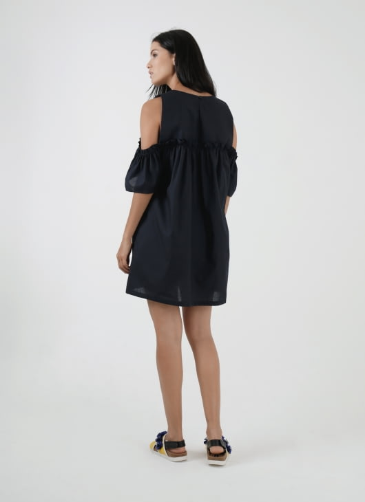 Basic by Komma Navy Ep01.009 Dress