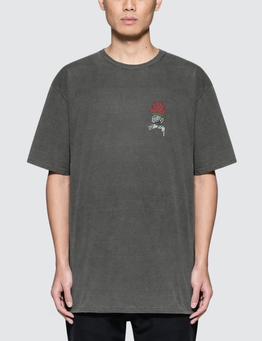 Stussy Bouquet Pig. Dyed T-Shirt