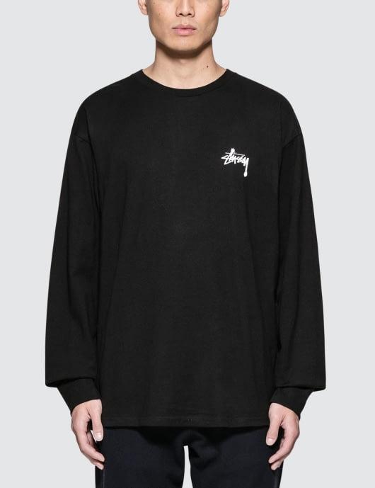 Stussy Rat Patrol L/S T-Shirt
