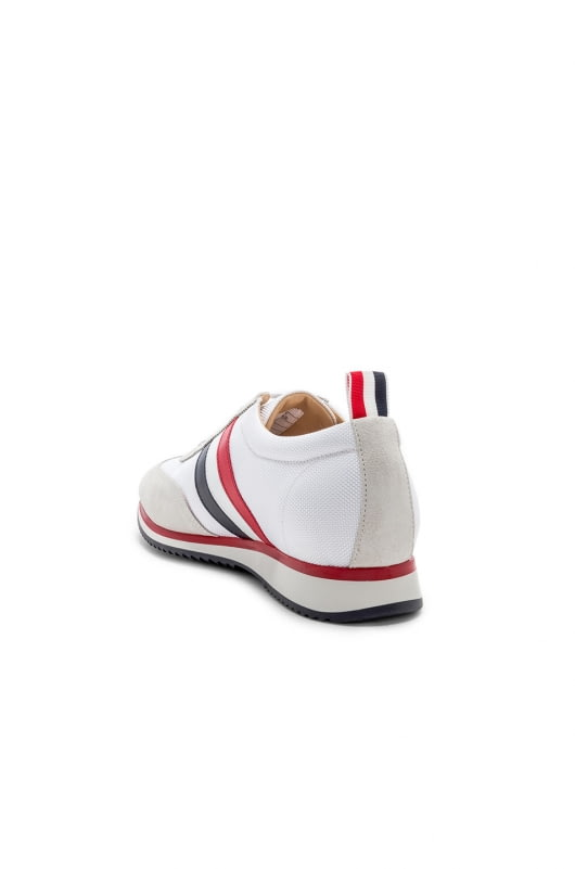 Thom Browne Suede Running Shoes