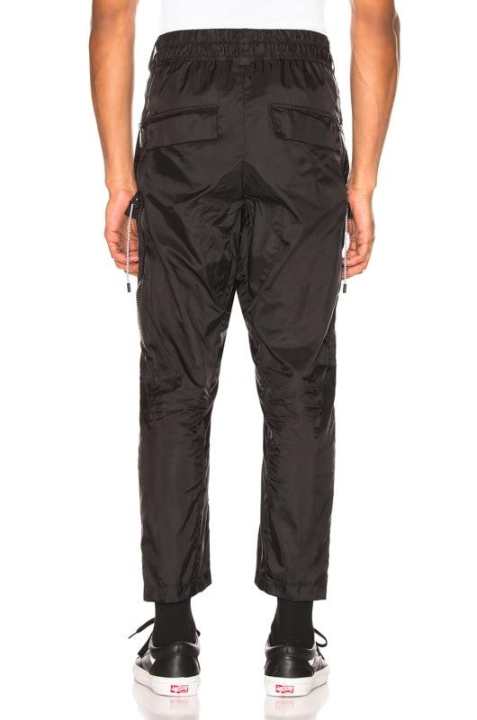 Marcelo Burlon Fire Cross Cargo Pants