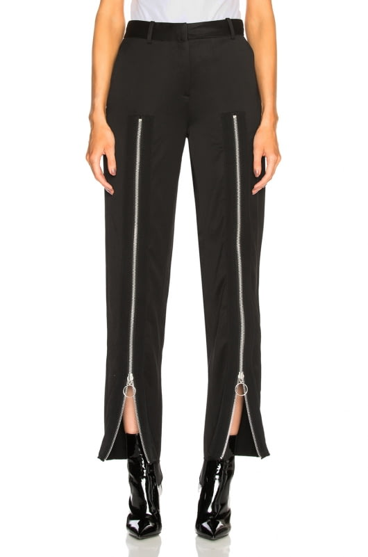 Marques ' Almeida Zip Front Trouser Pant