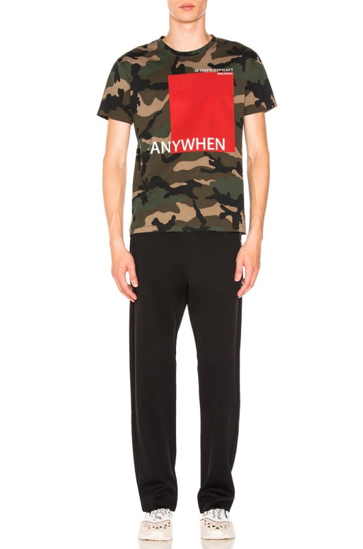 Valentino Anywhen Tee