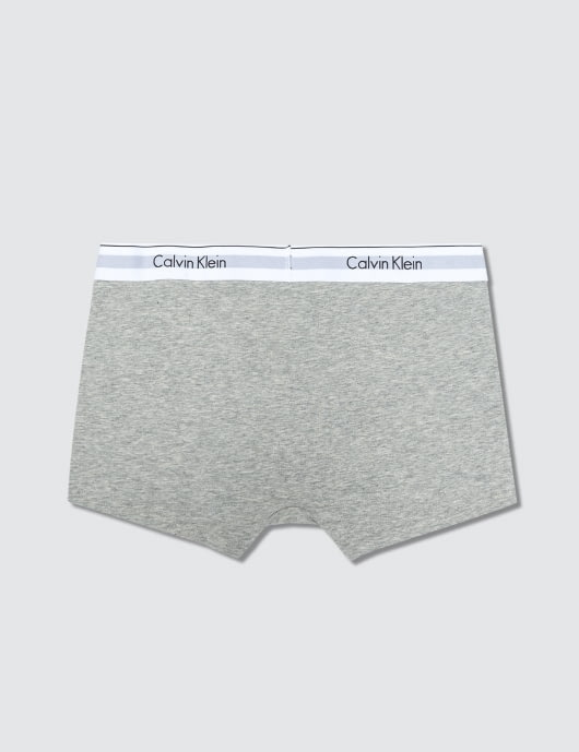 Calvin Klein Underwear Modern Cotton Stretch Trunk (Pack of 2)
