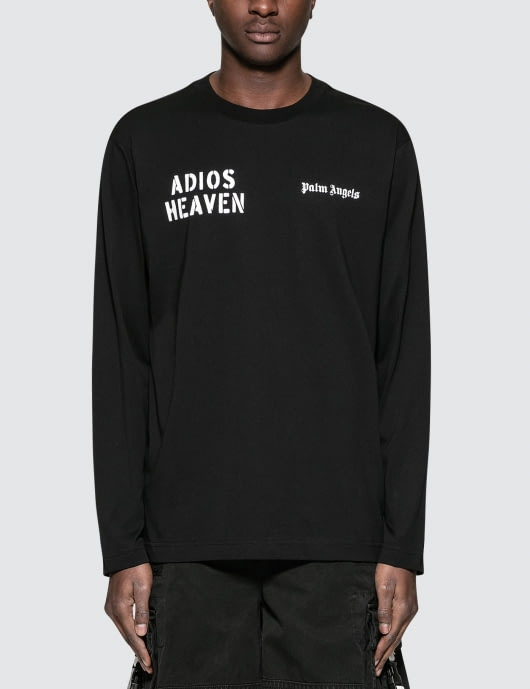 Palm Angels Adios Heaven L/S T-Shirt