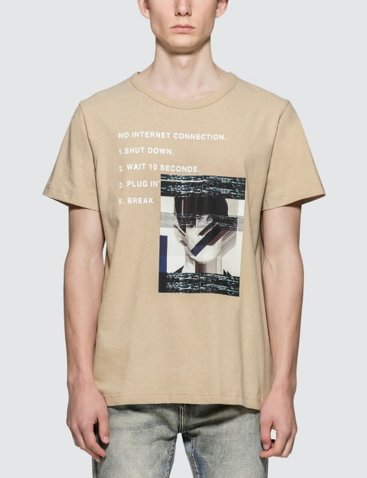 Profound Aesthetic No Internet Breakdown S/S T-Shirt