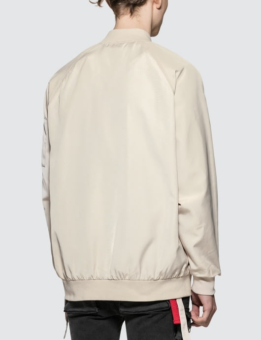 Profound Aesthetic Aeronautics Nylon Flight Jacket