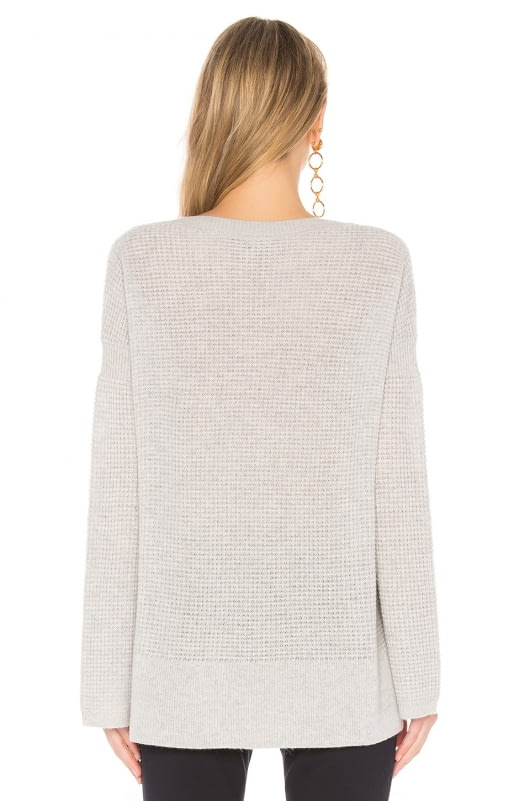 Theory Bicep Cinched Bell Sleeve Sweater
