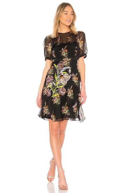 No. 21 Printed Dress