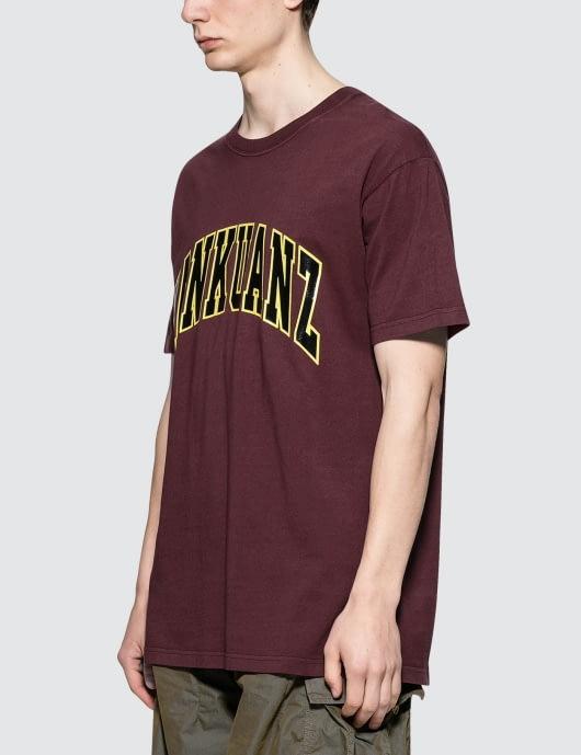 SANKUANZ Arc Logo T-Shirt