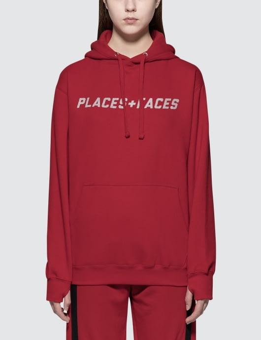 Places + Faces 3m Logo Hoodie