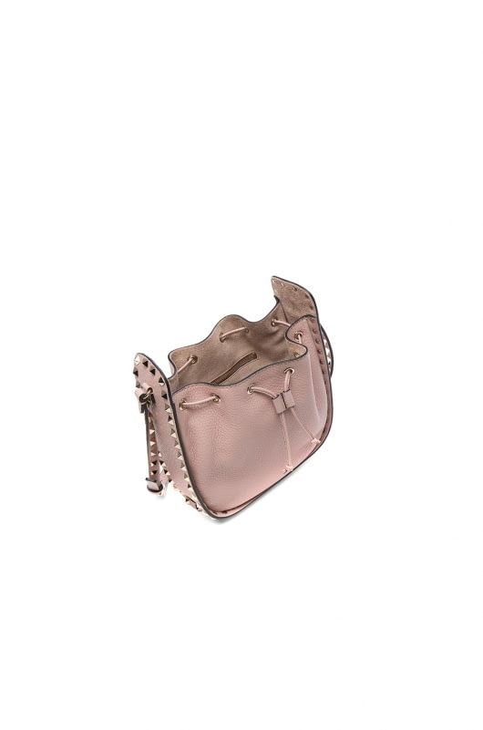 Valentino Rockstud Bucket Bag