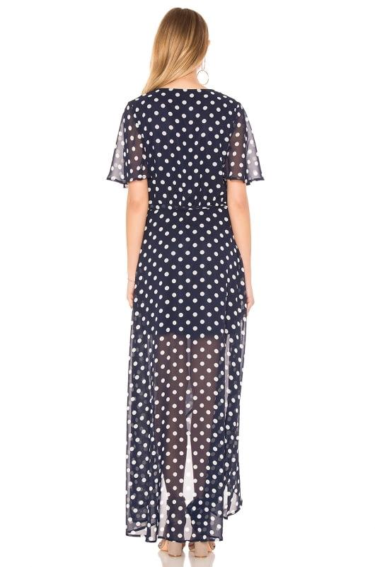 Show Me Your Mumu Marianne Wrap Dress