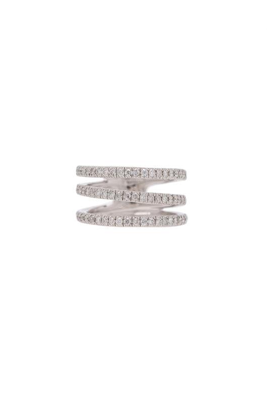 Loree Rodkin Triple Pave Band Ring