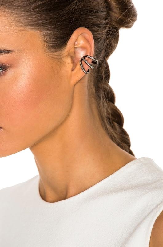 Lynn Ban Trilogy Ear Cuffs