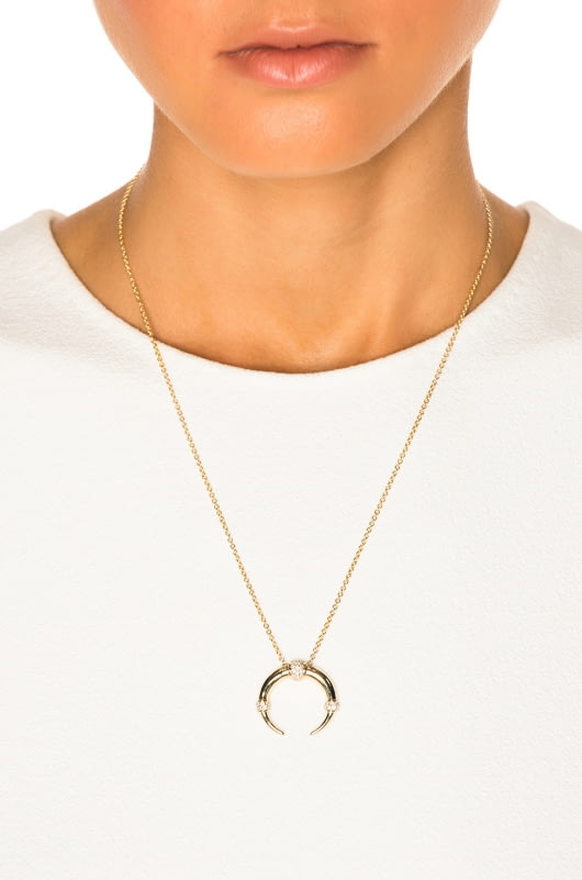 Carbon & Hyde Dharma Necklace