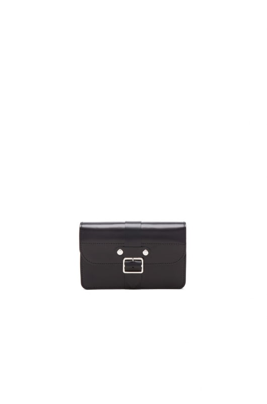 Comme Des Garcons Small 6 Pocket Buckle Wallet