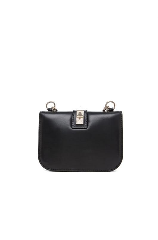Valentino Mini Lock Flap Bag