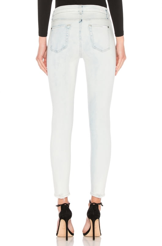 7 For All Mankind HW Ankle Skinny Jean