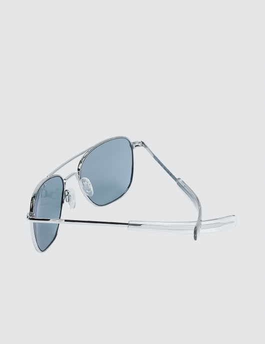 RANDOLPH Aviator with Blue Lens