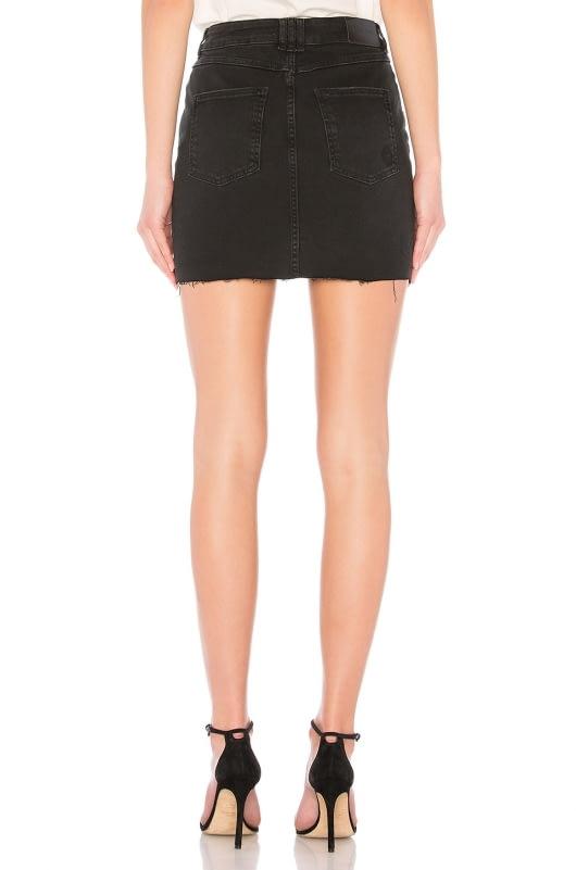ANINE BING Denim Skirt
