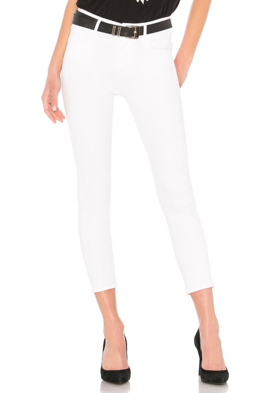 AGOLDE Sophie Crop High Rise Skinny Jean