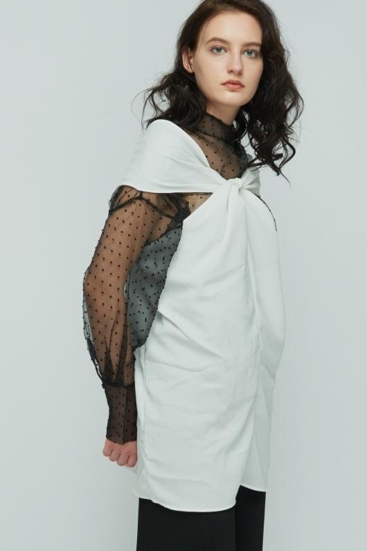 Shopatvelvet White Wishful Top