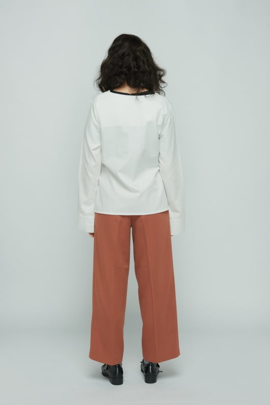 Shopatvelvet White Explorer Top
